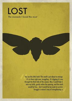 Lost Posters - The moments I loved the most by Laura Marcello, via Behance Lets Get Lost, Lost Love, My Love, Lost Poster, Lost Tv Show, Lost Quotes, In Another Life, Cartoon Tv Shows, Music Tv