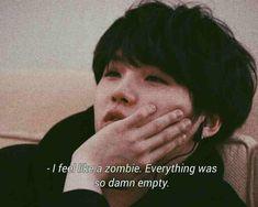 pinterest ─ bagmilk Frases Bro, Bts Texts, Min Yoongi Bts, Min Suga, Crazy Feeling, Taehyung, Namjoon, Bts Aesthetic Pictures, Aesthetics