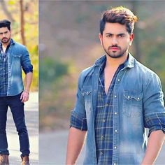 Mashaallha you are the best actor zain Tv Actors, Actors & Actresses, Police Outfit, Prabhas Pics, Girly Attitude Quotes, Zain Imam, Boys Dpz, Stylish Boys, Bollywood Celebrities
