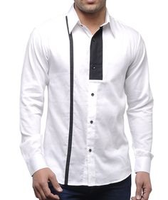 Cross Button-ups | Designer shirts | Pinterest