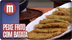 Peixe frito com batata - Mulheres  (31/05/16)