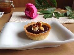 Košíčky se slaným karamelem a čokoládou - Víkendové pečení Cheesecake, Pudding, Cupcakes, Breakfast, Sweet, Desserts, Food, Advent, Pizza
