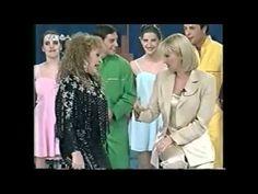 Η Ρίτα Σακελλαρίου στο ΜΠΡΑΒΟ 1995 - YouTube Link, Youtube, Youtubers, Youtube Movies
