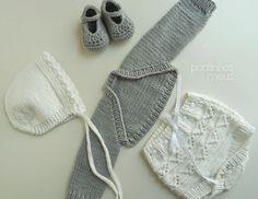Estes novos conjuntos para recém-nascido são uma encomenda muito especial da Leite Creme .  A Leite Creme  é um...