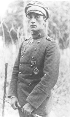 Ernst Freiherr von Althaus (19 March 1890 – 29 November 1946) was a German flying ace in World War I, credited with nine confirmed aerial victories, as well as eight unconfirmed ones. He was one of the original Fokker Eindekker pilots who became known collectively as the Fokker Scourge.