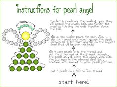 Pearl angel tutorial