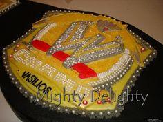 WWE Championship Wrestling Belt