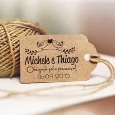 To love laughter and happily ever after Daniela & Andrea Novembre 30 2019 Wedding Tags, Wedding Favors, Wedding Invitations, Christmas Treats For Gifts, Handmade Christmas Gifts, Diy Bag Gift, Wedding Letters, Boho Wedding Decorations, Tag Art