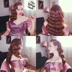 hollywood waves hair hair styles, re Retro Hairstyles, Formal Hairstyles, Wedding Hairstyles, Gatsby Hairstyles, Old Hollywood Hairstyles, Pin Up Hairstyles, Simple Hairstyles, Everyday Hairstyles, Weave Hairstyles