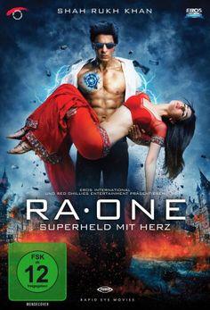 Bollywood goes Superheld! Ra.One - Superheld mit Herz DVD #shahrukhkhan #dvd #weltbild