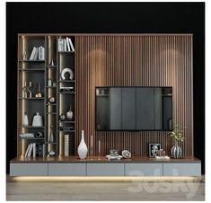Modern Tv Room, Modern Tv Wall Units, Living Room Modern, Tv Cabinet Wall Design, Tv Wall Design, Living Room Wall Units, Living Room Tv Unit Designs, Tv Wall Unit Designs, Tv Wall Decor
