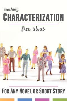 Teaching characteriz