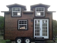 Did you know there are tiny houses for sale on Etsy? From tiny houses on wheels to micro cubes and more! Please enjoy, learn more, and re-share below. Thanks! 1. 24 Ft. Tiny House Shell with Alumin…