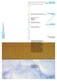 Poster for Entre Deux by korean duo Sulki & Min