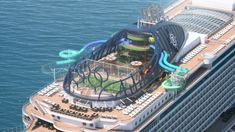 Wow, check out the MSC Seaside, this will be another beautiful ship in the MSC fleet...Italian Flair for sure. Contact us for details https://youtu.be/NeT7VWG8aHg