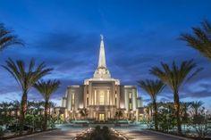 Gilbert Arizona Temple #mormon #lds  Open House starts today through Feb 15th!