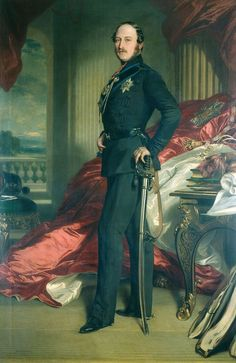 Prince Albert 405130 - Category:Male portraits by Winterhalter - Wikimedia Commons