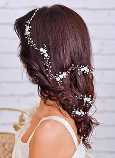 Jovono Wedding Hair Vine Bridal Headband Headpiece for Wo... https://www.amazon.com/dp/B0778D7QT5/ref=cm_sw_r_pi_dp_U_x_8-21AbVKE0QWY