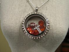 Support your favorite team with a locket!   Christina Moss #49724  christinamoss.origamiowl.com