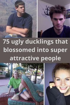 Everyone loves an inspiring story about personal transformation that's perhaps best epitomized in the famous fairytale 'The Ugly Duckling'. We all know how the story goes: an abandoned and spurned duckling turns into a beautiful swan and becomes envied and admired by all the other ducklings in the pond.
