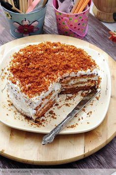 Havuçlu Tarçınlı Pasta – Mutfak Sırları