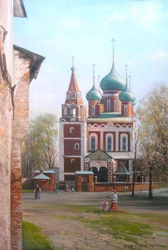 volnaudachi: Вячеслав Палачев. Живопись
