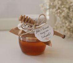 honey - wedding favor