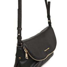 Mango Pebbled Faux Leather Cross Body Bag