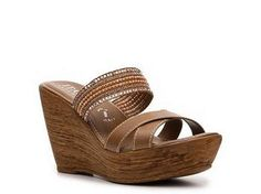 Morrow Wedge Sandal #Glimpse_by_TheFind