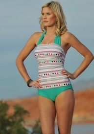 CUTE, modest swimwear!! #Cake