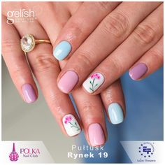 22 Ridiculously Cute Spring Nail Ideas Worth Trying This Season   Project Inspired
