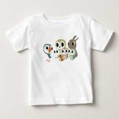 Oona, Baba & Friends Baby T-Shirt