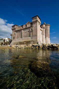 Castello di Santa Severa, Roma, Italy