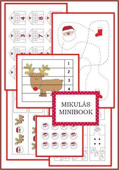 MIKULÁS-MINIBOOK