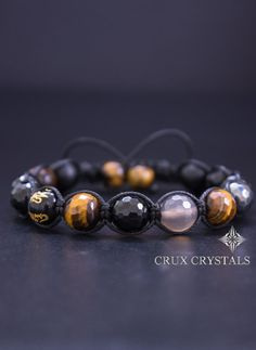 Hey, I found this really awesome Etsy listing at https://www.etsy.com/listing/228710643/fathers-day-gift-mens-bracelet-tigers