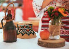 nunta traditionala decoratiuni mese