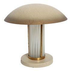French Deco Desk Lamp