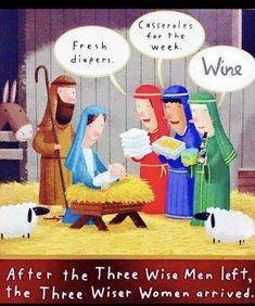 The Three Wise Men hilarious cartoons] Three Wise Men, Wise Women, Christmas Jokes, Christmas Fun, Christmas Cards, Christmas Signs, Church Humor, Church Memes, Church Signs