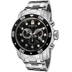d6605be98cc93 Relógio Invicta Pro Diver 0069 - 21920 Prateado