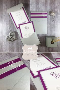 Partecipazione Pocket Love - www.dab-wedding.eu