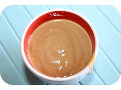 Cappuccino yoghurt