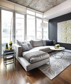 14 modern living room toronto best interior design 600×713, 25 Stunning Modern Living Room Design Ideas