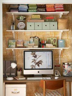 Arbeitszimmer Möbel Im Retro Stil | Büro   Büromöbel   Schreibtisch   Home  Office | Pinterest | Spaces