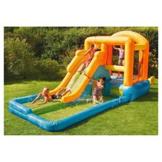 Buy Tesco Giant Airflow Bouncy Castle Pool from our Bouncy Castles Inflatable Toys range - Tesco.com