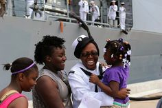 USS Hue City returns from a deployment. | Flickr - Photo Sharing!