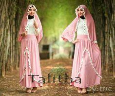 Baju Maxi Talitha dan Pashmina M153 R151, Ready Stock, Untuk pemesanan dan informasi silahkan hubungi Admin di:  HP/WhatsApp: 085259804804