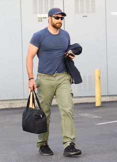 "Bradley Cooper Bulks Up. In the words of Blanche Devereaux, ""I love a tight man. Tight man with cast iron pecs. Thighs that could choke a bear. A butt you could eat breakfast off of..."""