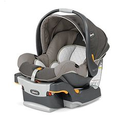 Chicco Keyfit 30 Infant Car Seat and Base, Papyrus Chicco