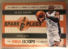2012 Panini NBA Hoops Glen Davis Spark Plugs 14 Near Mint Combined s Amp H | eBay