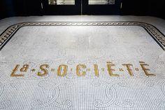 Mosaic tiled floor that's very 'gram worthy   jaimekrzos